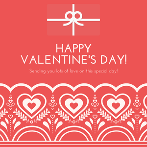 HAPPY VALENTINE'S DAY ! - Love is a great commitmentGift Card