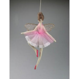 Decoratiune FAIRY PINK 24CM - RozDecoratiuni