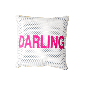 Perna decorativa, Darling, 40 x 40 cmPerne decorative