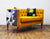 Sofa Loveseat - Yellow Love (2 Locuri)