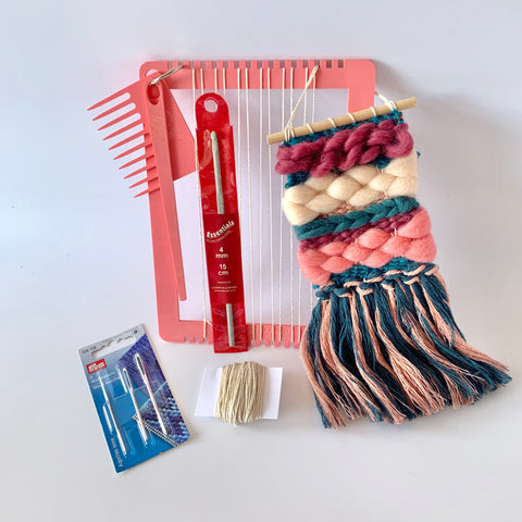 Starter Introduction to Weaving Kit