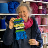 Intro to Weaving Workshop at The Oxford Weaving Studio