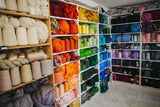 The Oxford Weaving Studio Yarn Shop