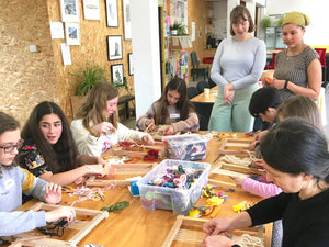 Textile Arts Club (Kids & Teens)