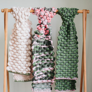 Brittany 'Ripples' Scarves
