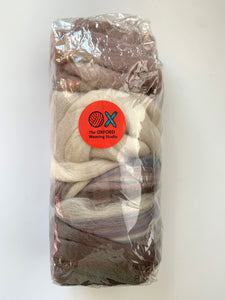 Yarn Starter Pack: Wool Roving
