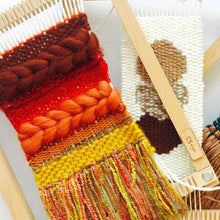 Load image into Gallery viewer, Intermediate Weaving Workshop (Adults): Group Workshop