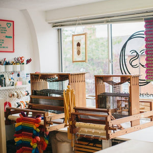 Introduction to Weaving (Adults): Private Workshop