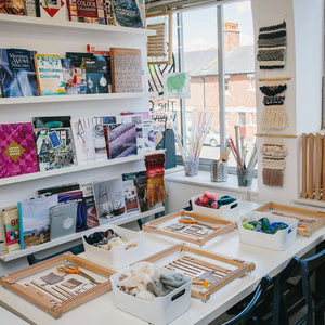 Intermediate Weaving Workshop (Adults): Group Workshop