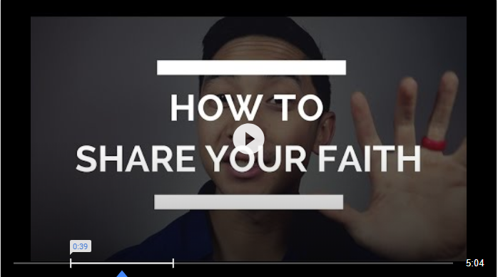 How To Share The Gospel For Beginners