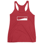 """Crucifixion Hill"" Christian Workout tank for Women"