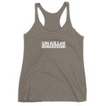 "Colossians 3:5 ""Sin Killer"" Christian Workout Tank for Women"