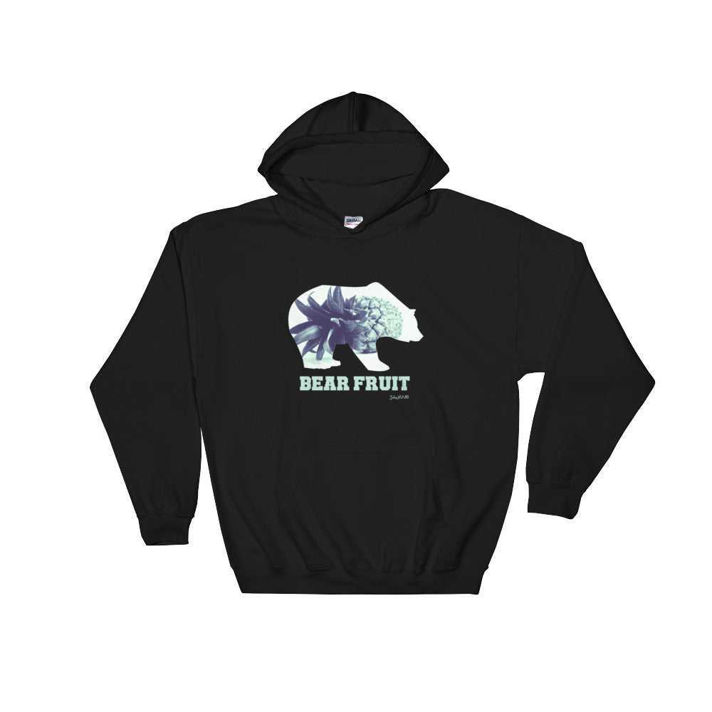 """Bear Fruit"" Christian Hooded Sweatshirt"