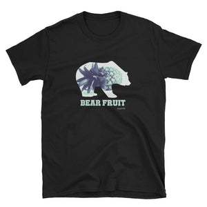 """Bear Fruit"" John 15:8 Christian Shirt"
