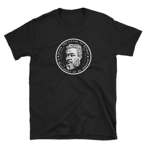 "Charles Spurgeon ""Every Christian is Either a Missionary or an Impostor""  Christian T Shirt"