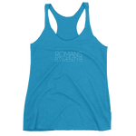 Romans 8;28 Workout Racer Back Tank for Women