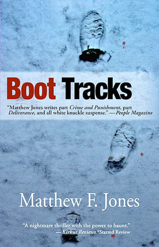 """Boot Tracks"" by Matthew F. Jones"