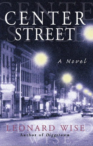 """Center Street"" by Leonard Wise"