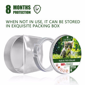 Pet Flea Collar - 8 month protection