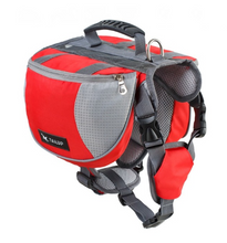 Load image into Gallery viewer, Pet Harness outdoor backpack