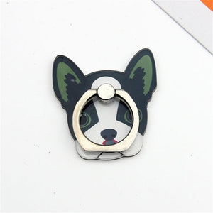 Pup Pup Finger Ring Holder