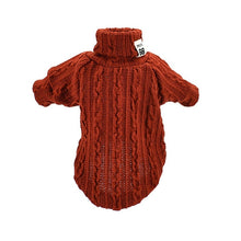 Load image into Gallery viewer, Knitted Turtleneck