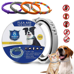 8 Month Flea and Tick Collar