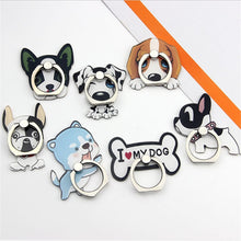 Load image into Gallery viewer, Pup Pup Finger Ring Holder
