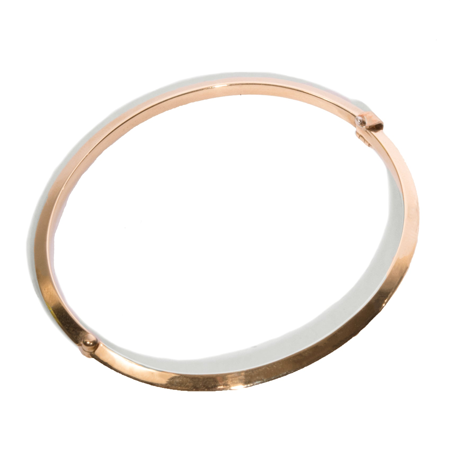 Knife Edge Single Orbit Bracelet