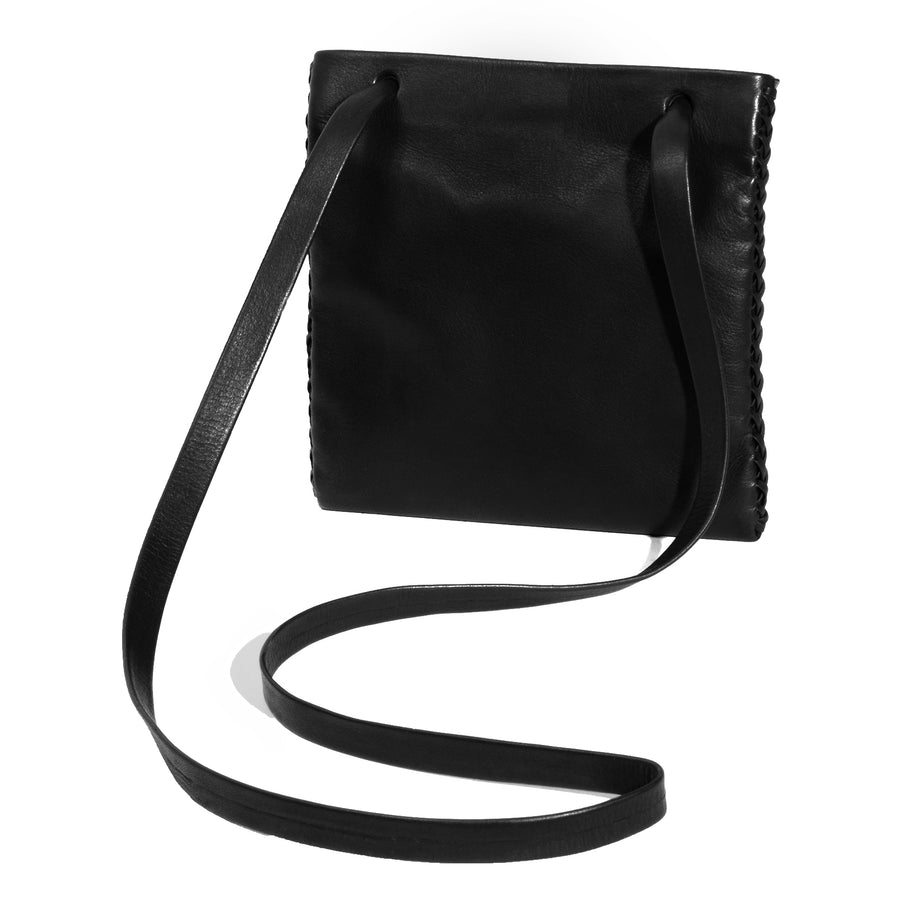 Leather Square Bag