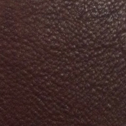 Chocolate Brown Leather