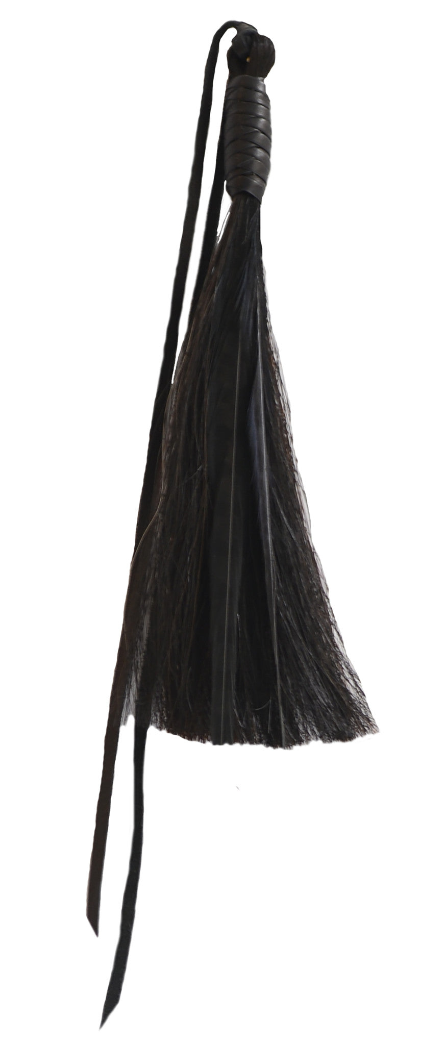 Horse Hair Tassel Tie Wendy Nichol Designer Handmade in NYC New York City Custom Hair Fringe Tassel Tie Bag Handbag Purse Accessory