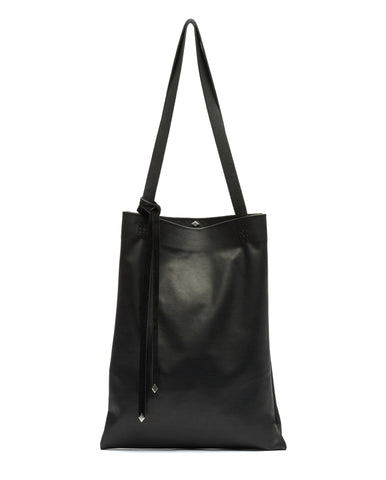 Lightweight Cowhide Leather Canvas Tote Wendy Nichol Handbag Purse Designer Handmade in NYC