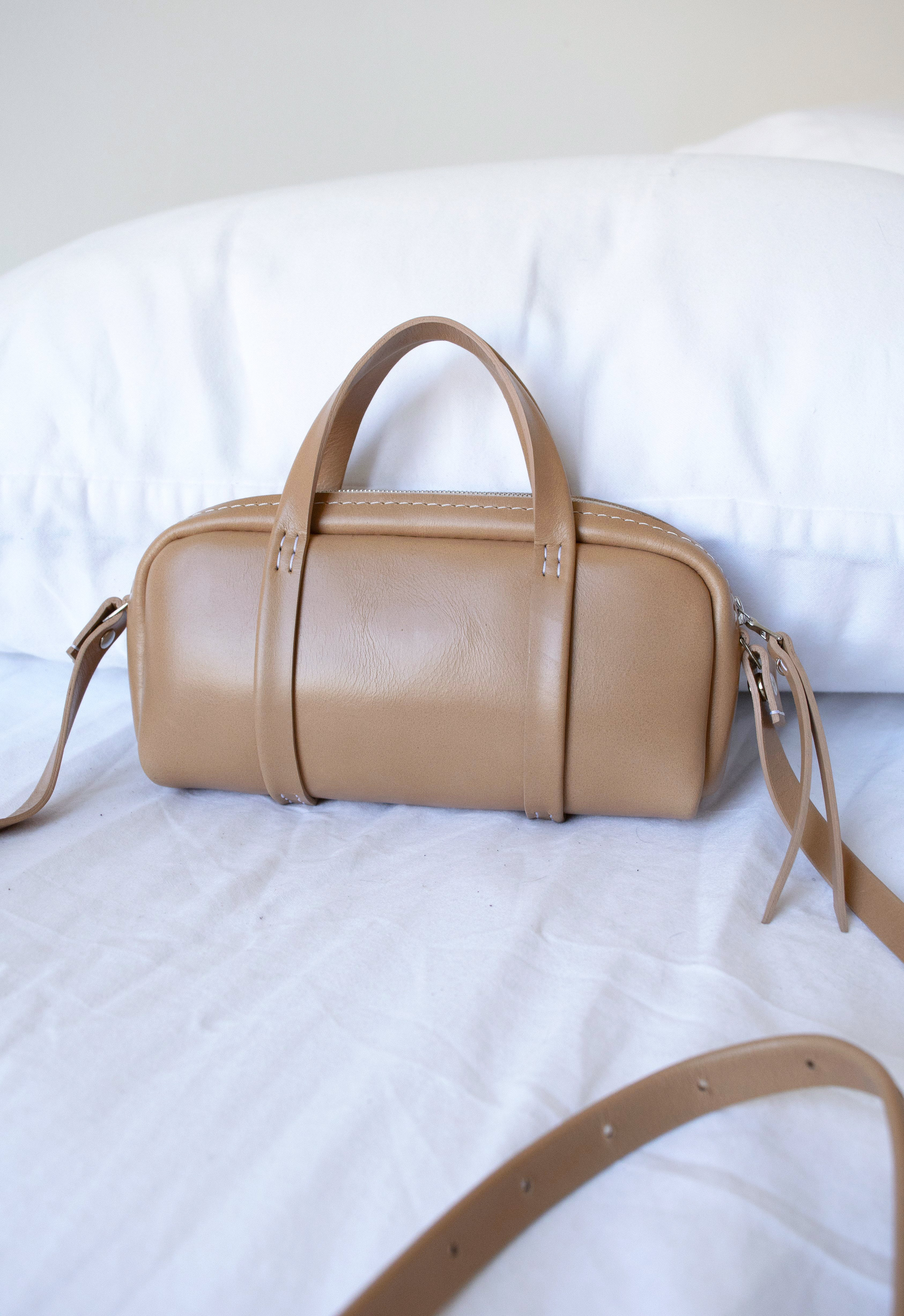 Crossbody Mini Duffle Bag