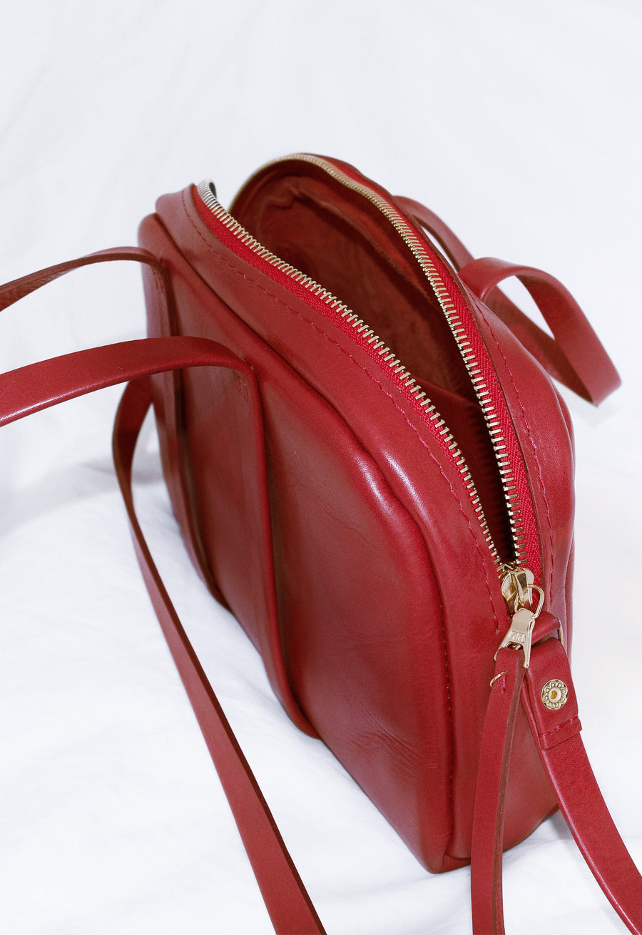 Crossbody Soft Duffle Bag