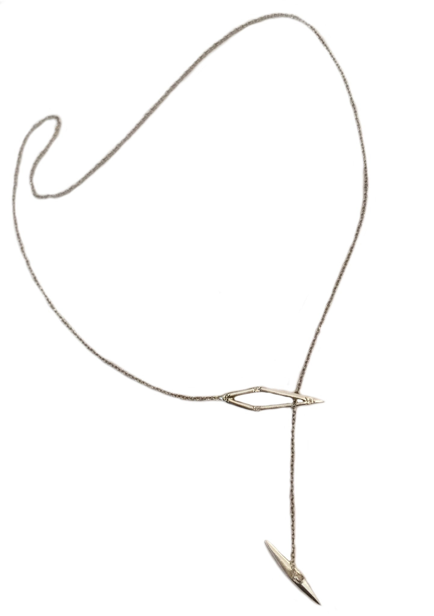 Wendy Nichol delicate Chain Choker Toggle Necklace