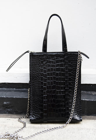 The Chain Classified Tote