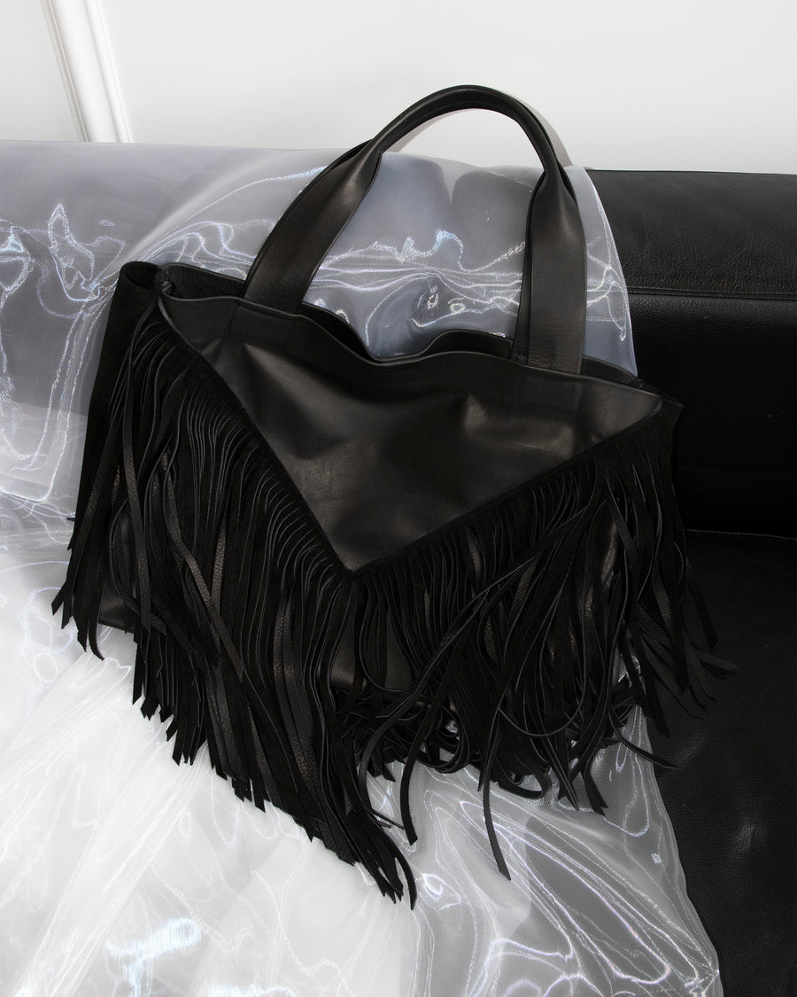 Fringe Theory Tote Bag