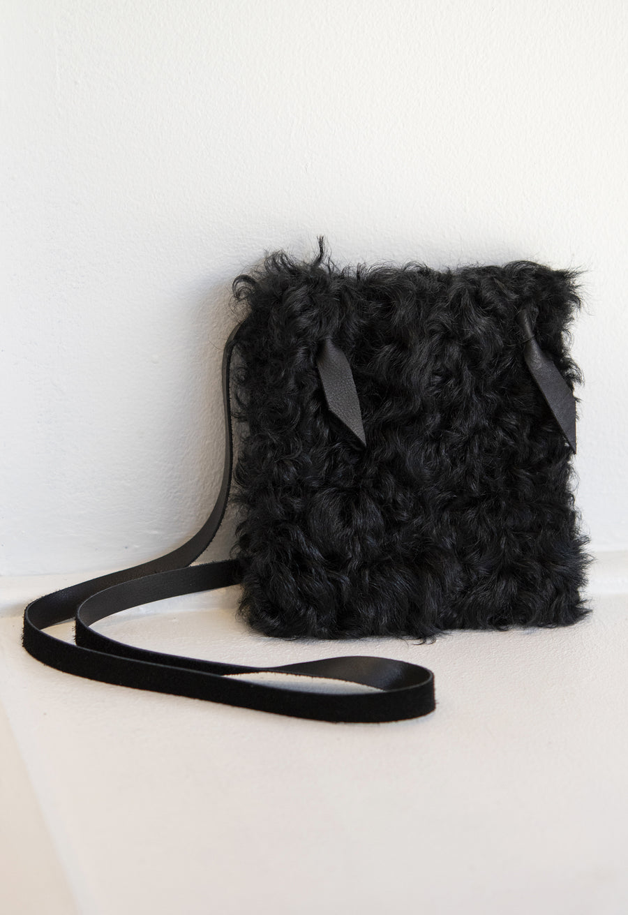 Curly Square Bag
