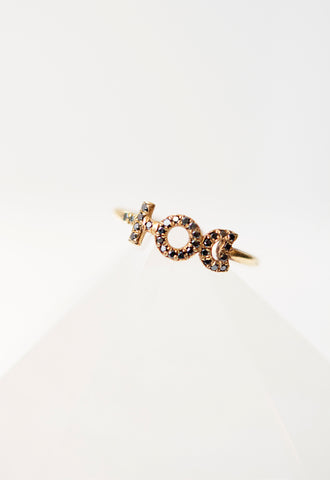 Barbell Ear Cuff Single Earring