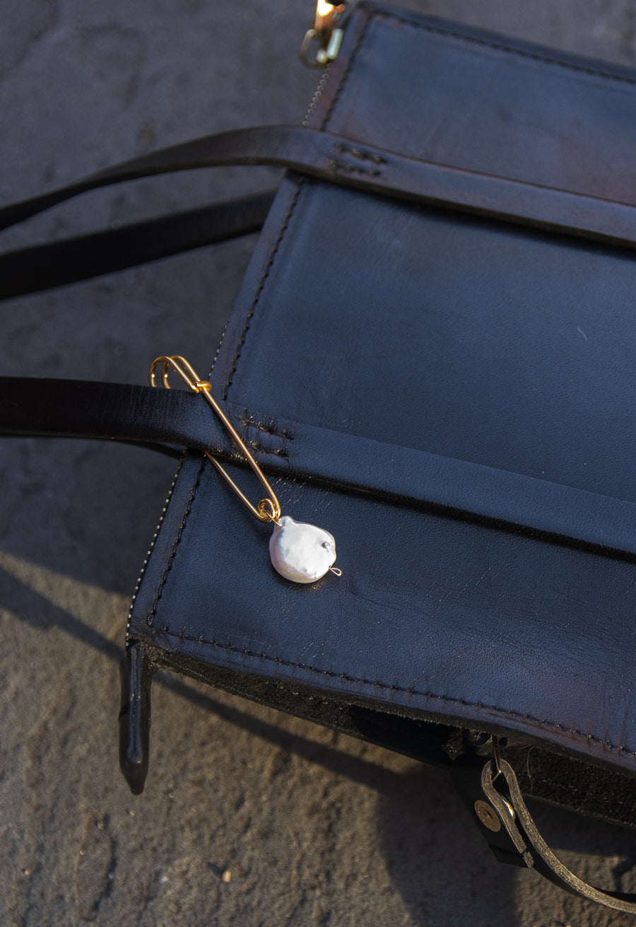 The Pearl Pin Charm