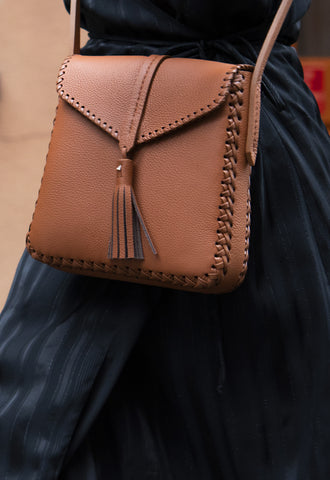 Saddle Flap Bag