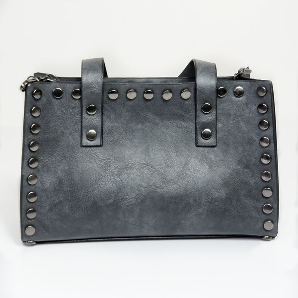The LIZ Handbag. Grey