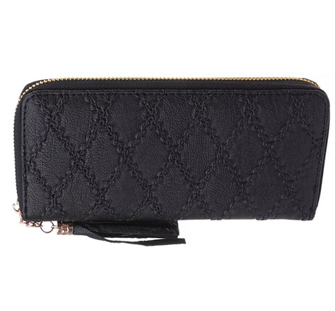 The FELICITY wallet - Black