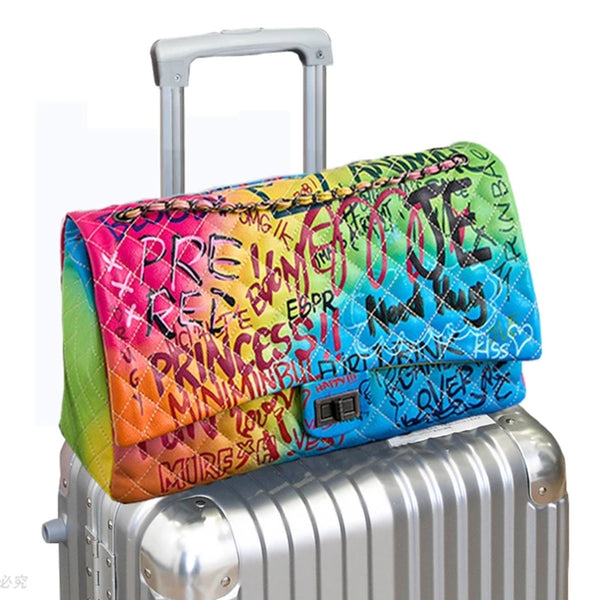 The ROMY. XXL Carry On Bag.