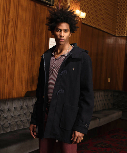 Farah AW19 'Twisted Soul' Collection - Inspired by Northern Soul