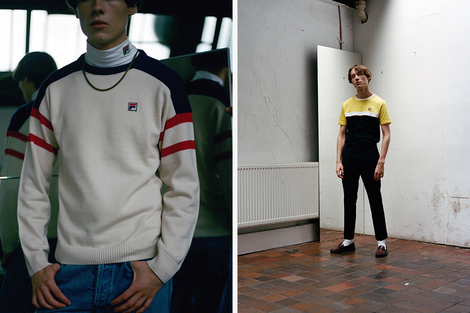 FILA AW16 Lookbook