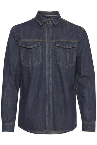 Blend Denim Shirt - Unwashed