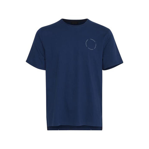 Casual Friday Logo T-Shirt - Night Navy