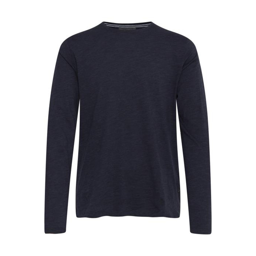 Casual Friday Long Sleeve T-Shirt - Estate Blue